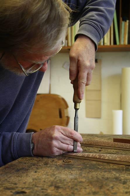 Bob Eyland Handmade Viola da Gamba